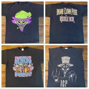 Vintage insane clown posse shirts